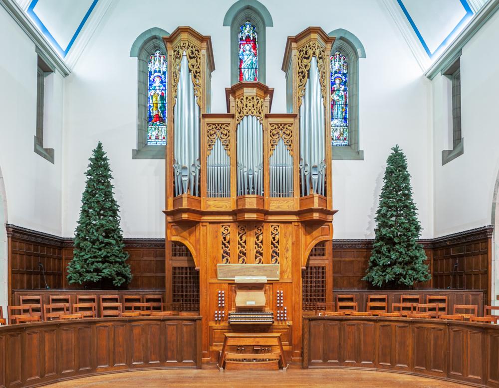 Christ Church Deer Park Organ Master Image