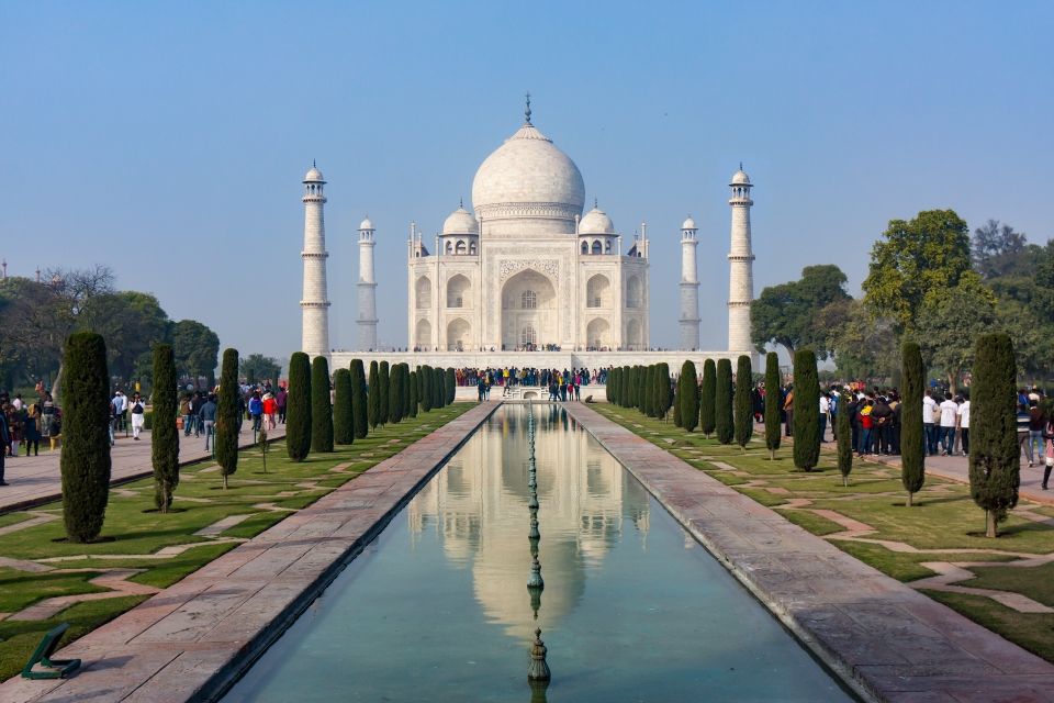 Taj Mahal Fixed
